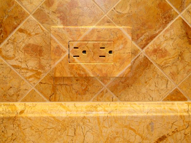 Ordinary Decorative Plates For Kitchen #1: 3-tile-switch-plate-a.jpg